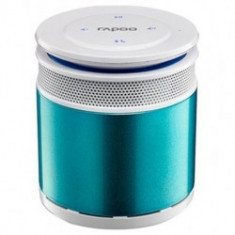 Rapoo A3060 - Bluetooth Mini Portable Speaker A3060 Blue - Boxe PC Hama