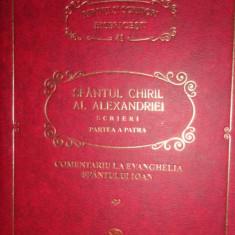 SFANTUL CHIRIL AL ALEXANDRIEI PARTEA A PATRA PSB 41