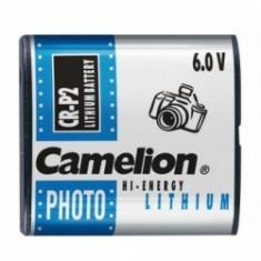 Camelion CR- P2 - baterie Litiu - Baterie Aparat foto