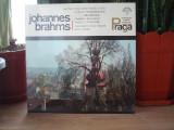 -Y-  BRAHMS - JOSEF SUK / ANDRE NAVARRA - ORCHESTRA FILARMONICA CEHA - ANCERL, VINIL