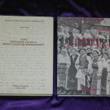 Sant - 80 de ani de la prima campanie monografica - vol 1-2. bistrita nasaud - Carte Sociologie