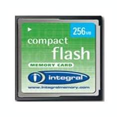 Compact flash 256mb toshiba COMPACT FLASH 256MB INTEGRAL - Card Compact Flash