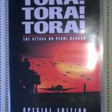 Film razboi TORA TORA TORA,format DVD