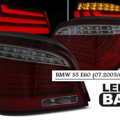 Stopuri BMW E60 seria 5 (03-07) cu LED BAR - Stopuri tuning Diederichs, 5 (E60) - [2003 - 2013]