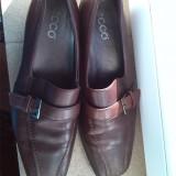 ECCO pantofi  dama piele maro  marime 40
