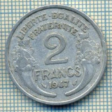 7520 MONEDA- FRANTA - 2 FRANCS - anul 1947 -starea ce se vede, Europa