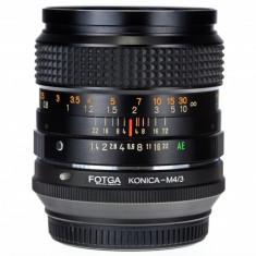Adaptor m4/3 mft - Konica pentru Olympus Panasonic - Inel adaptor obiectiv foto