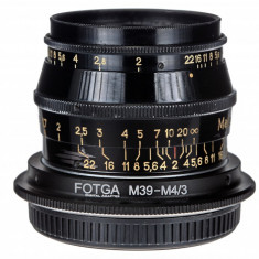 Adaptor m4/3 mft - Leica m39 pentru Olympus Panasonic - Inel adaptor obiectiv foto