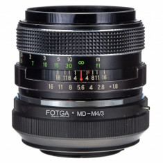 Adaptor m4/3 mft - Minolta MD MC (Fotga) pentru Olympus Panasonic - Inel adaptor obiectiv foto