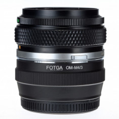 Adaptor m4/3 mft - Olympus OM pentru Olympus Panasonic - Inel adaptor obiectiv foto