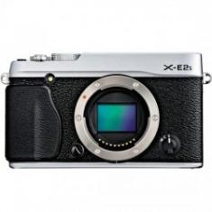 Fujifilm X-E2S body argintiu - Aparat Foto Mirrorless Fujifilm, Body (doar corp), 16 Mpx