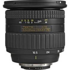 Tokina 16.5-135 DX Nikon AF RS65809281 - Obiectiv DSLR Tokina, Wide (grandangular), Nikon FX/DX