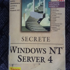 WINDOWS NT SERVER 4 - DREW HEYWOOD - Carte sisteme operare