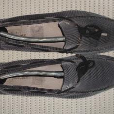 Pantofi originali JUST CAVALLI, mar.43 - Mocasini barbati Just Cavalli, Culoare: Din imagine