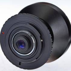 M4/3 mft - C mount adaptor pentru Olympus panasonic - Inel adaptor obiectiv foto