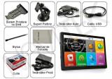 "GPS Navigatii ecran HD 7"" GPS AUTO, GPS TIR GPS CAMION HARTI FULL EUROPA 2020, Toata Europa, Lifetime"