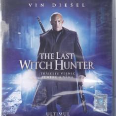 Film Blu Ray: Ultimul vanator de vrajitoare ( Vin Disel -  sub. in lb.romana )