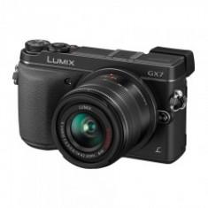 Panasonic DMC-GX7KEG-K kit 14-42mm f/3.5-5.6 II RS125007089 - DSLR Panasonic, Kit (cu obiectiv)