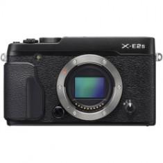 Fujifilm X-E2S body negru - Aparat Foto Mirrorless Fujifilm, Body (doar corp), 16 Mpx