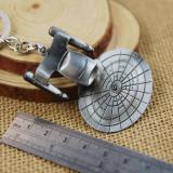 Breloc Star Wars USS Vengeance Metalic + cutie simpla cadou