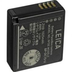Leica BP-DC15 - Acumulator Li-ion pentru D-Lux (Typ 109) - Baterie Aparat foto