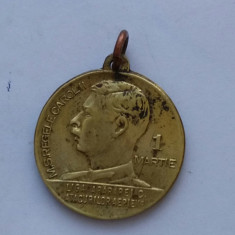 Martisor Liga Apararii Atacurilor Aeriene 1 Martie - Medalii Romania