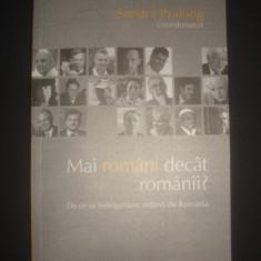 SANDRA PRALONG - MAI ROMANI DECAT ROMANII?  {2013}
