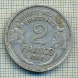 7517 MONEDA- FRANTA - 2 FRANCS - anul 1945 -starea ce se vede, Europa