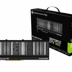 Placa video GAINWARD NVIDIA GTX980-4096-DD-HDMI-DP Phantom, GTX980, PCI-E, 4096MB GDDR5, 256 bit, Core Clk: 1203 (1304 boost), 3600 (DDR 7200), bulk - Placa video PC Gainward, PCI Express, 3 GB