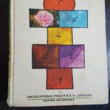 ENCICLOPEDIA PRACTICA A COPIILOR Prietenii naturii - Carte educativa