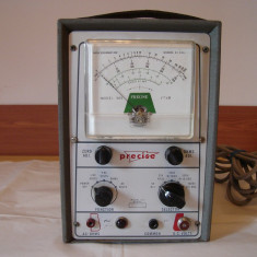 Aparat masura PRECISE 909 made in USA - Voltmetru