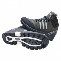 Ghete Adidas Outdoor - Ghete barbati Adidas, Marime: 41, 42, Culoare: Gri, Piele sintetica