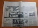 ziarul tineretul liber 19 iunie 1990- la CM din italia romania in optimi