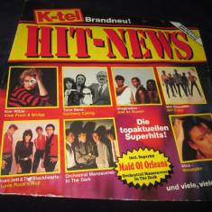 Various - k-tel hit-news _ vinyl, LP, anii'80 - Muzica Pop Altele, VINIL