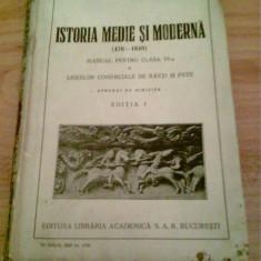 ISTORIE MEDIE SI MODERNA -LUCIA PAMFIL GEORGIAN, Alta editura