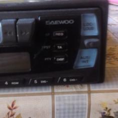 Radio Casetofon auto Daewoo AKR-1010RC - CD Player MP3 auto