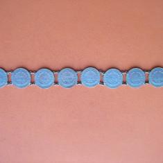 SUPERBA BRATARA DE ARGINT DIN MONEDE - Bratara argint