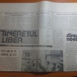 Ziarul tineretul liber 10 februarie 1990-art. miting al elevilor din targu mures