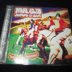 Mr. ed jumps the gun - boom!boom! _ CD, album, germania - Muzica Rock