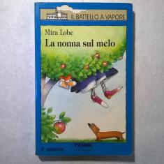 Mira Lobe - La nonna sul melo - Carte in italiana