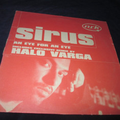 Sirus - an eye for an eye _ vinyl, 12