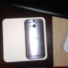 HTC One M8 16GB - Telefon mobil HTC One M8, Gri, Neblocat