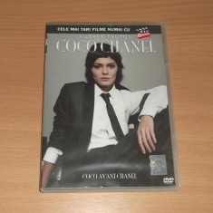 Coco Chanel - Film drama warner bros. pictures, DVD, Romana