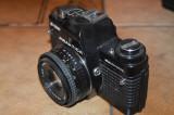 Aparat foto Praktica, SLR