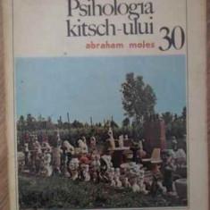 Psihologia Kitsch-ului - Abraham Moles, 387894 - Album Arta