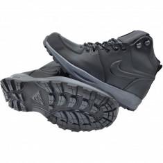 Ghete-bocanci Nike Manoa - Ghete barbati Nike, Marime: 40, 41, 44, Culoare: Negru, Piele sintetica