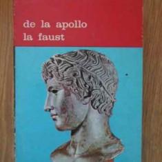 De La Apollo La Faust - Cuvint Inainte Victor Ernest Masek, 387687 - Album Arta