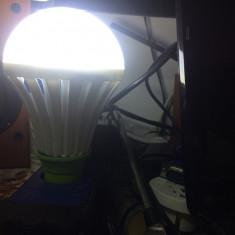 Bec cu acumulator, Becuri LED, E27