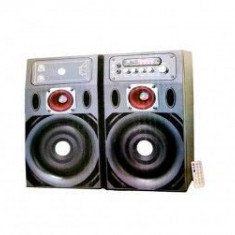 Set de 2 Boxe karaoke profesionale SV5 cu difuzor de 5 inchi - Boxa activa