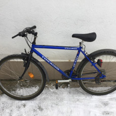 9 bicicleta tokaido second-hand, germania r26 - Bicicleta de oras, 18 inch, Numar viteze: 21